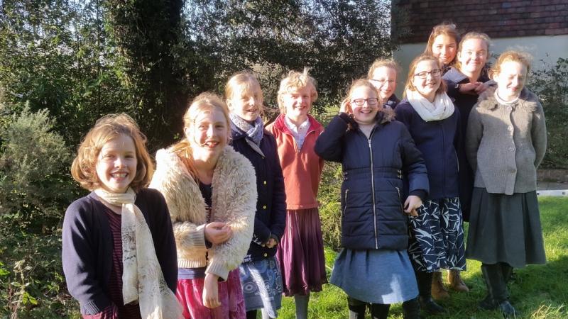New Girls' School - District of Great Britain